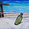 Message In A Bottle by Tommy Midyette