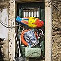 Messy Door by Carlos Caetano