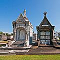Metairie Cemetery 4 by Steve Harrington