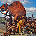 Metal Dinosaurs - 05 by Gregory Dyer