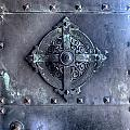Metal Door by Sophie McAulay