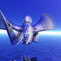 Metal Duck I by Bernie Sirelson