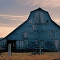 Metal Faced Barn by Bonfire Photography
