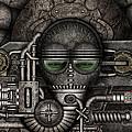 Metal Mask by Ivan Pawluk