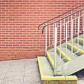 Metal Stairs by Tom Gowanlock