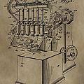 Metal Working Machine Patent by Dan Sproul