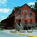 Metamora Grist Mill by Gary Wonning