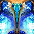 Metamorphosis - Abstract Art By Sharon Cummings by Sharon Cummings