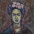 Metamorphosis Frida by Laurie Maves ART