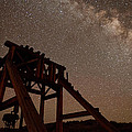 Meteor At Bodie by Cat Connor