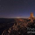 Meteor Over Grand Canyon, Usa by Babak Tafreshi