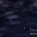 Meteor Stars And Clouds by Thomas R Fletcher
