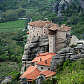 Meteora Monasteries by Grigorios Moraitis