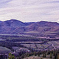 Methow River Valley Via Sun Mtn Lodge by Omaste Witkowski