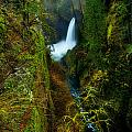 Metlako Falls by Darren  White