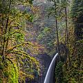 Metlako Falls Oregon by Matt Hoffmann
