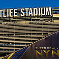 Metlife Stadium Super Bowl Xlviii Ny Nj by Susan Candelario