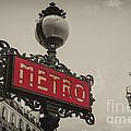 Metro  by Rob Hawkins