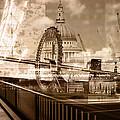 Metropolis by Deepak Chautala