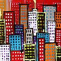 Metropolis by Lisa McLean Adams