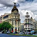 Metropolis Madrid by Pedro Fernandez