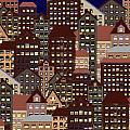Metropolis Seven by Robert Todd