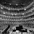 Metropolitan Opera House 1937 by Mountain Dreams