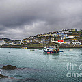 Mevagissy Cornwall by Chris Thaxter