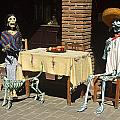 Mexican Antique Family by Roderick Bley