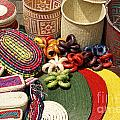 Mexican Basketry by John  Mitchell