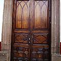 Mexican Door 62 by Xueling Zou
