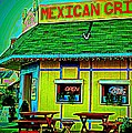 Mexican Grill by Chris Berry
