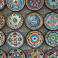 Mexican Plates by Eugene Kogan