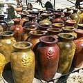 Mexican Pots I by Scott Alcorn