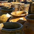 Mexican Pots Iv by Scott Alcorn