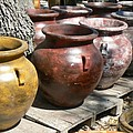 Mexican Pots V by Scott Alcorn