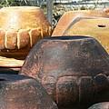 Mexican Pots Vi by Scott Alcorn