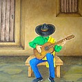 Mexican Serenade by Pamela Allegretto