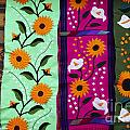 Mexican Table Runners Cancun by John  Mitchell