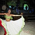 Mexican Traditional Dancer by Douglas Barnard