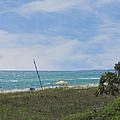 Mexico Beach Summer by Judy Hall-Folde