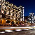 Mexico City At Night by Jess Kraft