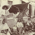 Mexico Market, C1915 by Granger