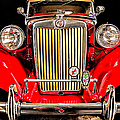 Mg Convertible by Kathleen K Parker