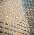 Miami Architecture Detail 1 by Ian Monk