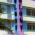 Miami Beach - Art Deco 2 by Frank Romeo