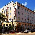 Miami Beach - Art Deco 36 by Frank Romeo