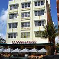 Miami Beach - Art Deco 43 by Frank Romeo