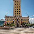 Miami Freedom Tower 3 - Miami - Florida by Ian Monk