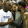 Miami Heat V Charlotte Bobcats - Game by Streeter Lecka